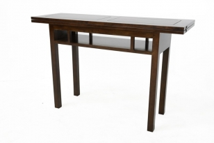 Table console Hévéa 120